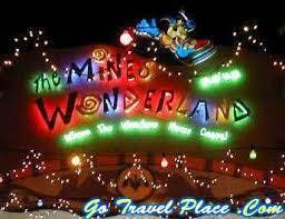 The Mines Wonderland